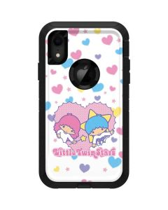 Little Twin Stars Hearts Otterbox Defender iPhone Skin