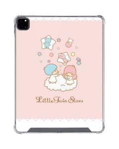 Little Twin Stars iPad Pro 12.9in (2020) Clear Case