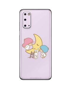 Little Twin Stars Moon Galaxy S20 Skin