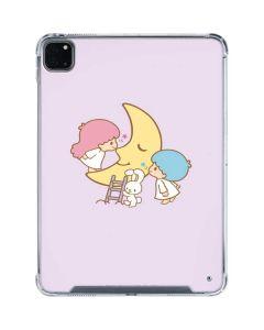 Little Twin Stars Moon iPad Pro 11in (2020) Clear Case