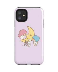 Little Twin Stars Moon iPhone 11 Impact Case