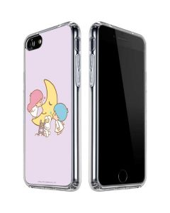 Little Twin Stars Moon iPhone SE Clear Case