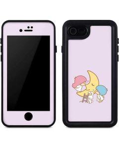 Little Twin Stars Moon iPhone SE Waterproof Case