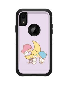 Little Twin Stars Moon Otterbox Defender iPhone Skin