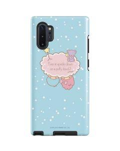 Little Twin Stars Puffy Cloud Galaxy Note 10 Plus Pro Case