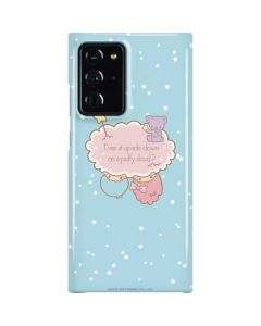 Little Twin Stars Puffy Cloud Galaxy Note20 Ultra 5G Lite Case