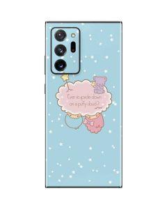 Little Twin Stars Puffy Cloud Galaxy Note20 Ultra 5G Skin