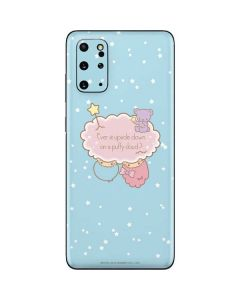 Little Twin Stars Puffy Cloud Galaxy S20 Plus Skin