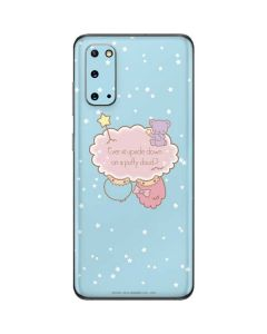 Little Twin Stars Puffy Cloud Galaxy S20 Skin