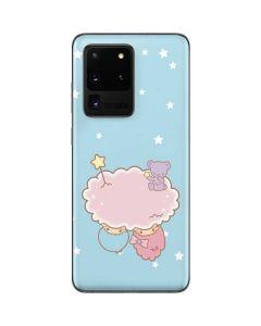 Little Twin Stars Puffy Cloud Galaxy S20 Ultra 5G Skin