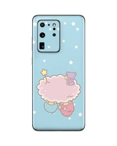 Little Twin Stars Puffy Cloud Galaxy S20 Ultra 5G Skin
