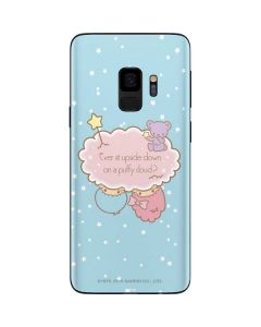 Little Twin Stars Puffy Cloud Galaxy S9 Skin