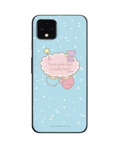 Little Twin Stars Puffy Cloud Google Pixel 4 Skin