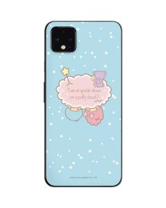 Little Twin Stars Puffy Cloud Google Pixel 4 XL Skin