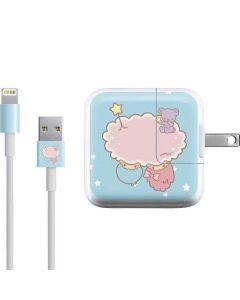 Little Twin Stars Puffy Cloud iPad Charger (10W USB) Skin