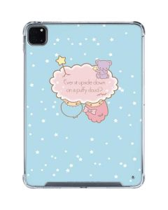 Little Twin Stars Puffy Cloud iPad Pro 11in (2020) Clear Case