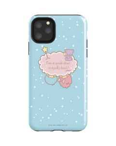 Little Twin Stars Puffy Cloud iPhone 11 Pro Max Impact Case