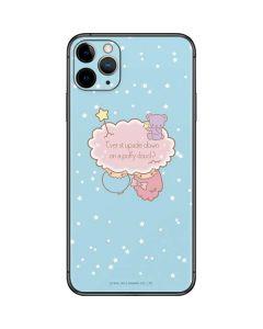 Little Twin Stars Puffy Cloud iPhone 11 Pro Max Skin