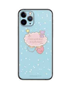 Little Twin Stars Puffy Cloud iPhone 11 Pro Skin