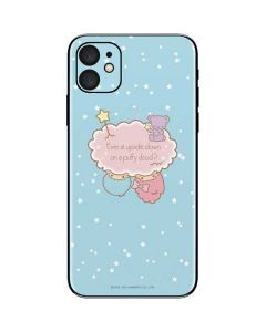 Little Twin Stars Puffy Cloud iPhone 11 Skin