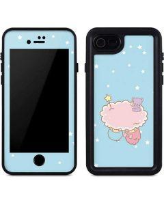 Little Twin Stars Puffy Cloud iPhone SE Waterproof Case