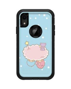 Little Twin Stars Puffy Cloud Otterbox Defender iPhone Skin