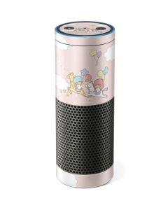 Little Twin Stars Riding Amazon Echo Skin