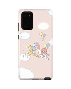 Little Twin Stars Riding Galaxy Note20 5G Pro Case