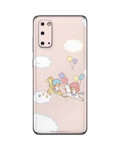 Little Twin Stars Riding Galaxy S20 Skin