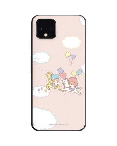 Little Twin Stars Riding Google Pixel 4 Skin