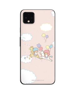 Little Twin Stars Riding Google Pixel 4 XL Skin