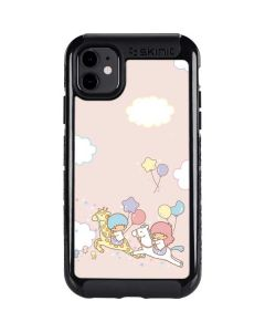 Little Twin Stars Riding iPhone 11 Cargo Case