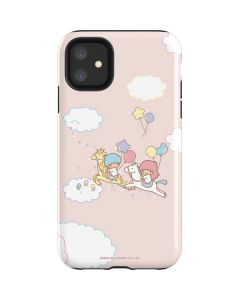Little Twin Stars Riding iPhone 11 Impact Case