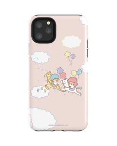 Little Twin Stars Riding iPhone 11 Pro Max Impact Case