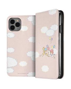 Little Twin Stars Riding iPhone 11 Pro Folio Case