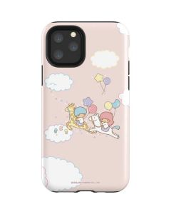 Little Twin Stars Riding iPhone 11 Pro Impact Case