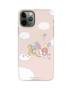 Little Twin Stars Riding iPhone 11 Pro Lite Case