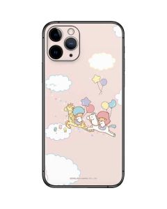 Little Twin Stars Riding iPhone 11 Pro Skin