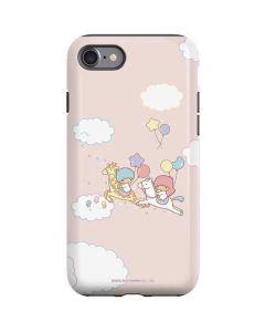 Little Twin Stars Riding iPhone SE Pro Case