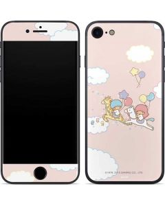 Little Twin Stars Riding iPhone SE Skin