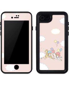 Little Twin Stars Riding iPhone SE Waterproof Case