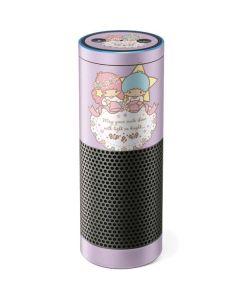 Little Twin Stars Shine Amazon Echo Skin