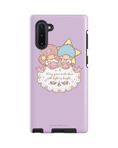 Little Twin Stars Shine Galaxy Note 10 Pro Case