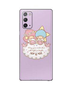 Little Twin Stars Shine Galaxy Note20 5G Skin