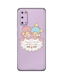 Little Twin Stars Shine Galaxy S20 Skin