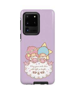 Little Twin Stars Shine Galaxy S20 Ultra 5G Pro Case