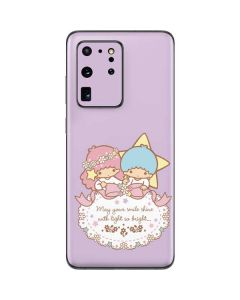 Little Twin Stars Shine Galaxy S20 Ultra 5G Skin
