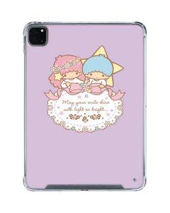 Little Twin Stars Shine iPad Pro 11in (2020) Clear Case