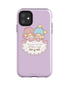 Little Twin Stars Shine iPhone 11 Impact Case