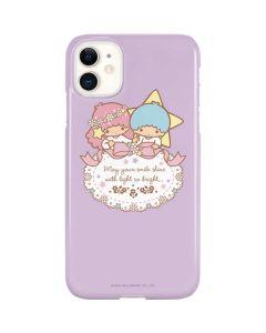 Little Twin Stars Shine iPhone 11 Lite Case
